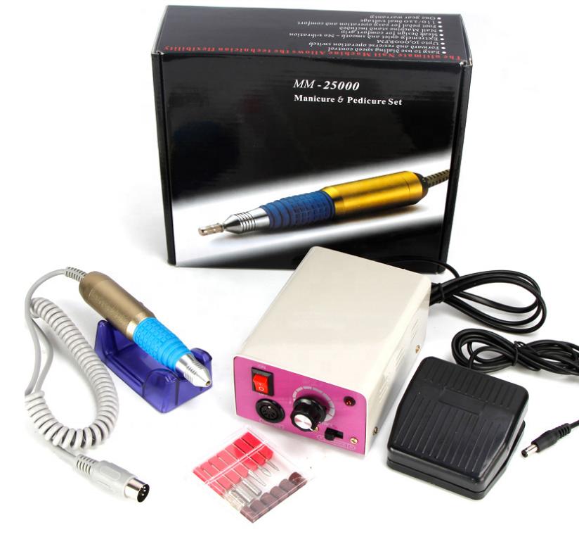 Amazon hot grinding machine Professional electric multifunction nail grinding machine