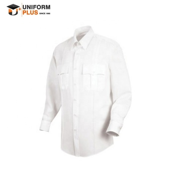 Wholesale for us  manufacturers security guard issue uniform officer  shirts