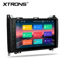 "XTRONS Android 10.0 9 ""Car radio player per Mercedes Benz B-Class W245 A-Classe W169 con controllo del volante"