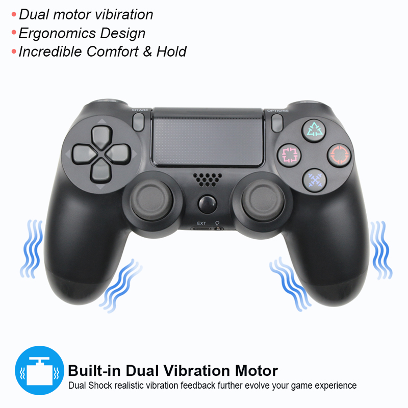 Hot Custom Made Bluetooth Joystick gamepad Dualshock 4 For Ps4 Wireless Controller For Ps4 pro