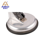 Chrome Tool Glass Sucker Tool Chrome Glass Tool Sucker Aluminum Double Sided Suction Cup