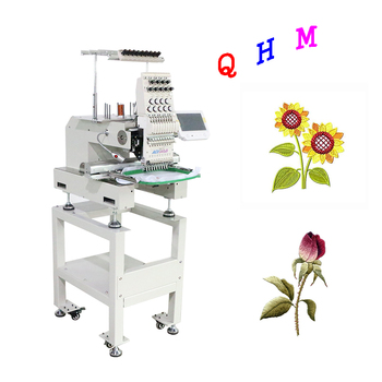 single head cheap price cap embroidery machine high quality