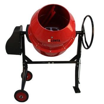 70L 200l cement mixer portable electric concrete mixer portable in the South Africa / concrete mixer 220v/easy mix cement mixer