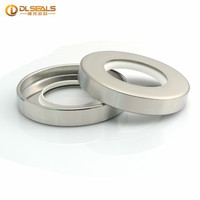 PTFE Stainless Steel Rotary Lip Oil Seal Air Compressor Shaft Seal