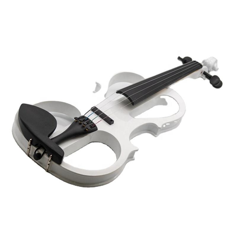 4/4 elektroakustischen violine/violine für anfänger