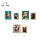 Picture Photo Frame Photo Picture Frames Manufacturer INTCO 1559-R107 SC Wholesale Hot Selling Eco-Friendly Fashionable Modern Picture Photo Frame