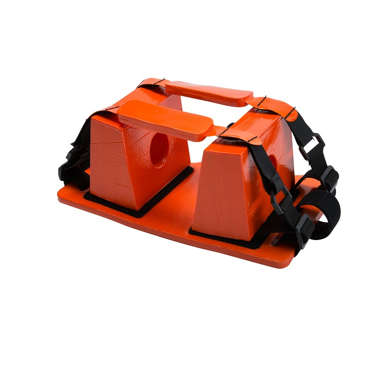 First aid emergency rescue medical equipment head immobilizer