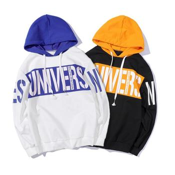 Fashion custom made hoodies OEM Wholesale high quality hoodies New Fashionable Men Quarter Pullover Hoodie