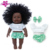 12 inch African Baby girl dolls customized black baby doll toy with High Quality & Cheap Wholesale price