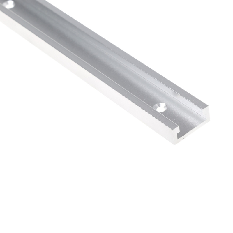 Aluminum Extrusion Profile Woodworking T-track stop 1000mm Miter Track T slot Track