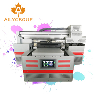 Facroty price t shirt digital sticker printing machine printing