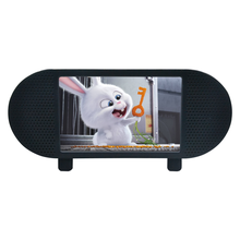 Fashion 3D Layar Ponsel <span class=keywords><strong>Amplifier</strong></span> Home <span class=keywords><strong>Audio</strong></span> Sound System Portable Speaker <span class=keywords><strong>Amplifier</strong></span>