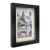 Black Wholesale Bulk 6x6 8x8 12x12 Display Shadow Box Bank Wall Art Frame