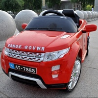 High Quality kid Rid on car price/ factory fashion discount children electric toy car / 12V electric kids car
