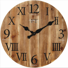 Décoration <span class=keywords><strong>murale</strong></span> en bois <span class=keywords><strong>horloge</strong></span> <span class=keywords><strong>murale</strong></span> <span class=keywords><strong>rustique</strong></span> pin en bois <span class=keywords><strong>horloge</strong></span>