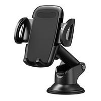 Original Patent Telescopic Arm Car Dashboard Mount 360 Rotation Phone Bracket Windshield Cellphone Holder