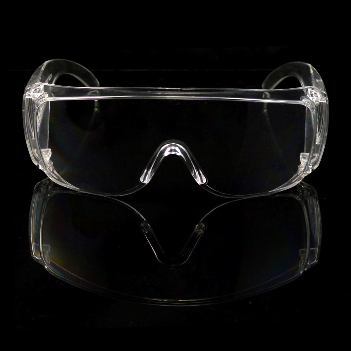 EN166F Anti-weep anti-fog chemical resistant medical eye protection safety googles with prescription glasses