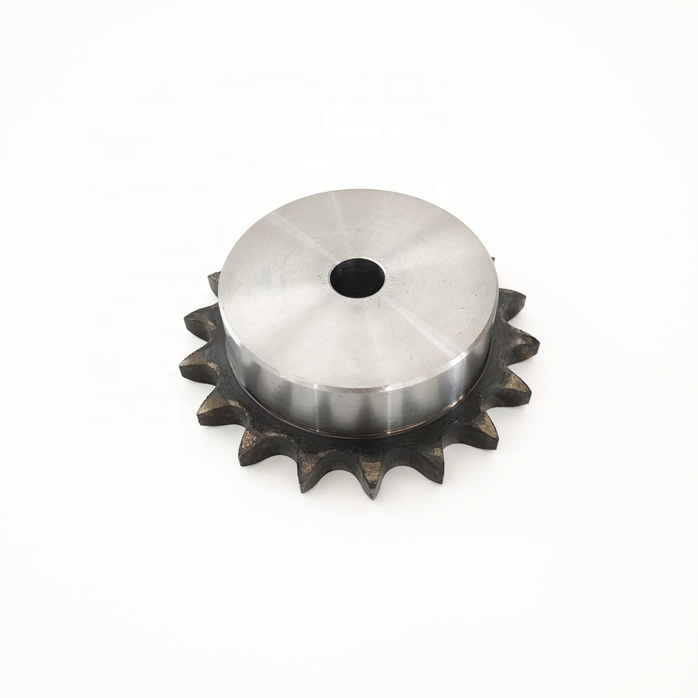 ANSI or ASA standard roller chain sprocket