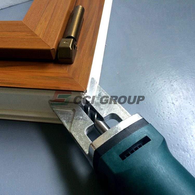 UPVC Profile Portable Corner Cleaning Tools for Window and Door Making