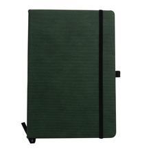 Stock \ % sale free 80 Sheets 선 종이 Promotion gifts a5 linen pu leather 양장본 노트북 와 탄성 band 펜 holder