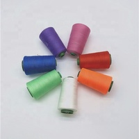100% polyester sewing thread spun polyester 40/2 in small cone