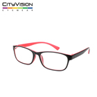 Used by the elderly disposable credit card size compact reading glasses
