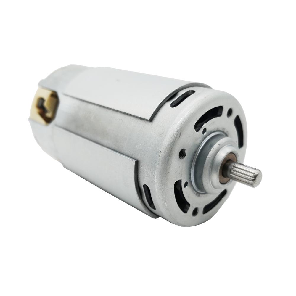 WizHaus/HORAY MOTOR 7512 DC motor for hand blender,juicer,,home appliance,linner shape shaft, high power DC motor 2733,2725,2720