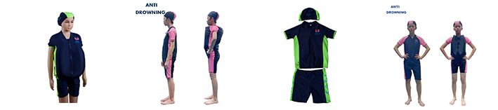 New Available Diving Swimming Snorkeling Suit Automatic Anti-Smashing Water Surfing Wetsuit Wetsuits For Swimming Pool