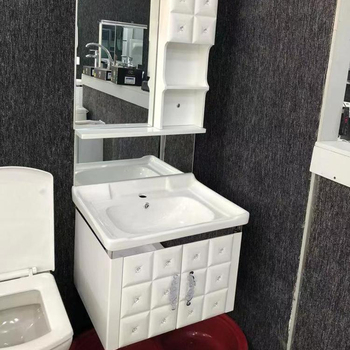 Modular Bathroom Furniture Pvc