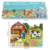 Four-in-one puzzle animal puzzle board jigsaw puzzle