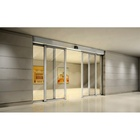 Highends commerical grade Automatic sensor sliding door with German brand electric device