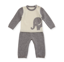 <span class=keywords><strong>Enfants</strong></span> pur cachemire tricots ensemble pyjama pull