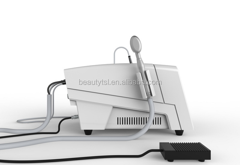 LINGMEI MR16 fractional radiofrequency microneedling best way to tighten face skin neck forehead tightening machine