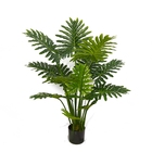 Palm Tree Artificial Indoor Tree Hot Sale Wholesale Artificial Indoor Decoration Artificial Palm Tree Plant Simulation Hawaii Palm Tree
