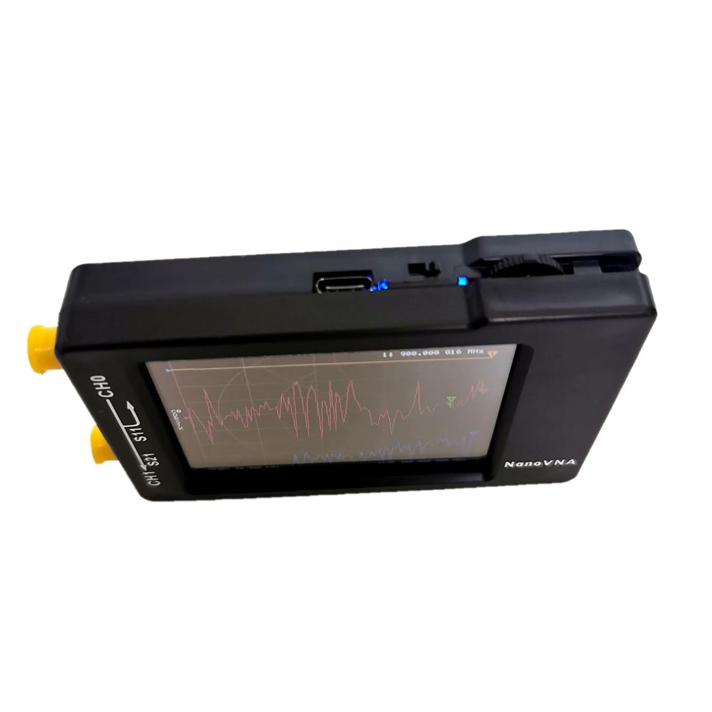 3.4 version 650mAh battery Original Hugen NanoVNA-H 2.8