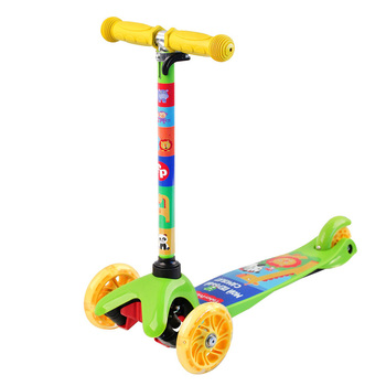 Directly Factory OEM Brand 3 Wheel Kids Kick Scooter