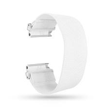 Новый эластичный ремешок для Fitbit Versa/Versa 2/Versa Lite браслет нейлоновый ремешок для часов для мужчин и женщин браслет Спортивные ремни(Китай)