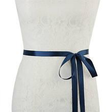 Винтажный ремень TOPQUEEN для свадебного платья, украшенный стразами ремень S430(China)
