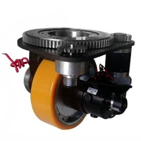 TZBOT 1.1kw Horizontal Drive Unit for Electric Pallet Truck AGV Wheel Drive assembly