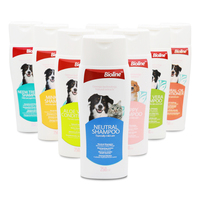 250Ml Private Label Pet Products Bulk Pet Cleaning Bath Pet Shampoo For Dogs