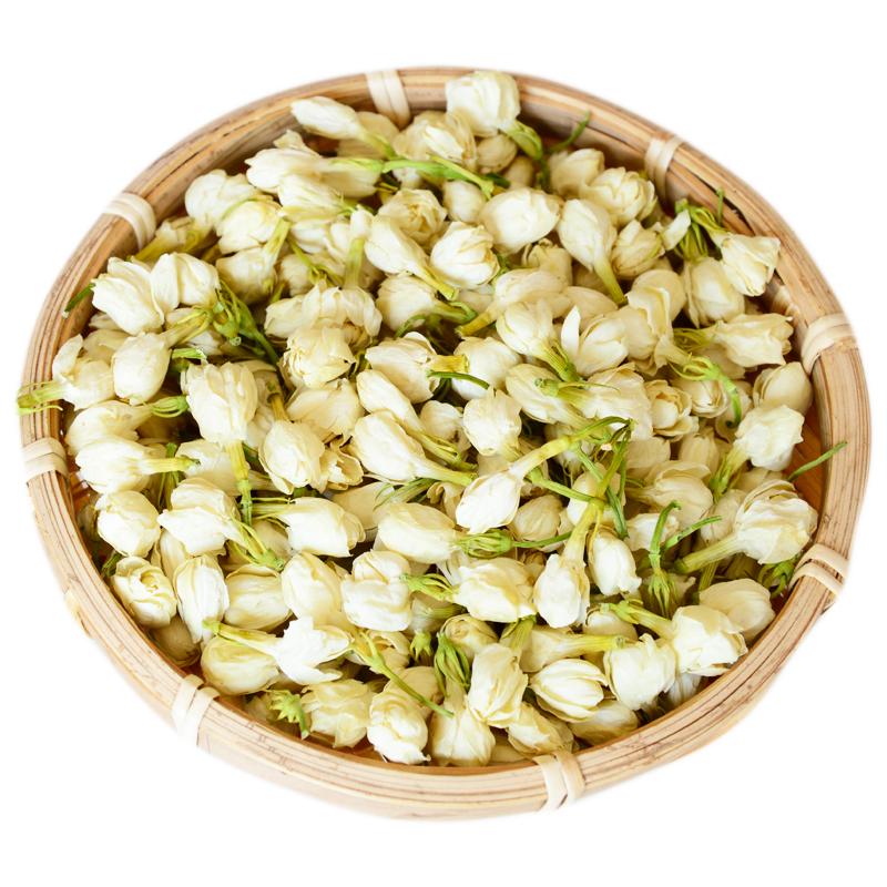 100% Natural Addictive-free Blooming jasmine Flower Tea in2020 - 4uTea | 4uTea.com