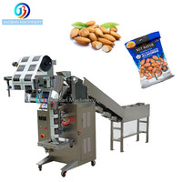 Vertical Chain bucket packaging machine for popcorn chips dumplings nuts fried fruits