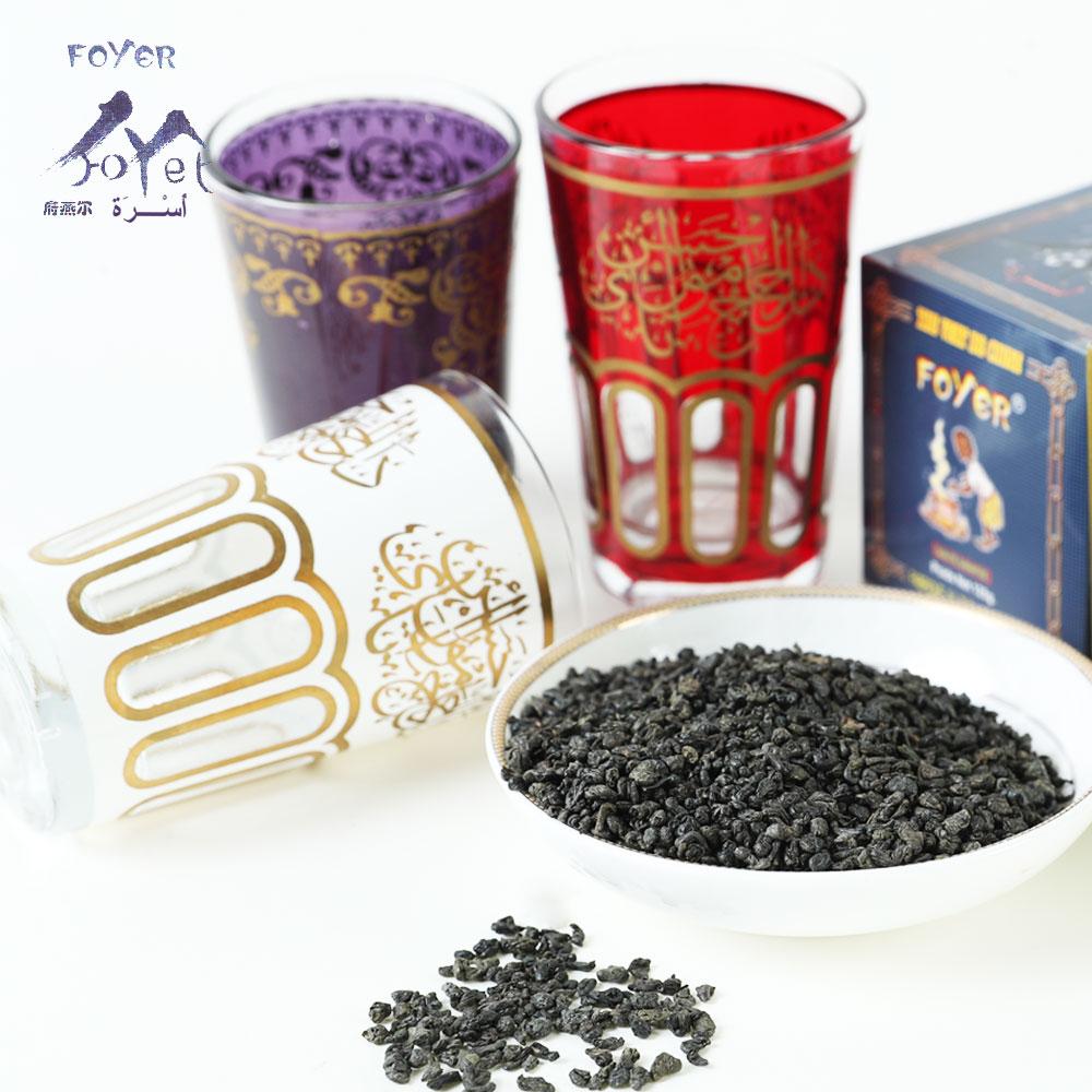 China High Quality 3505A Gunpowder Green Tea - 4uTea   4uTea.com