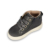 New design shoes sample kids lace up zipper casual children sample shoes