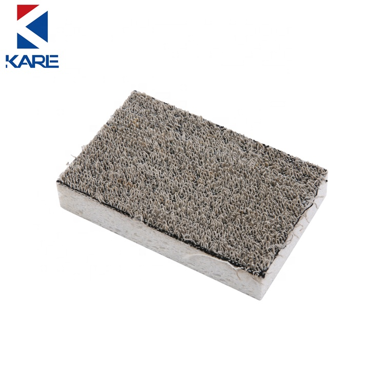 eco-friendly cellulose kitchen cleaning sponge