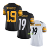 Customized Latest Design Basketball Shorts Embroidery #19 Juju Smith-Schuster American Football Jerseys/Wear