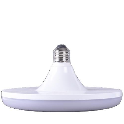 UFO PLASTIC+AL 85-265V  RA>80 high lumen  LED T LAMP