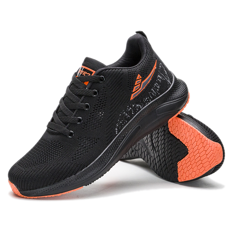 High quality breathable outdoor wear trainer casual men's fashion sneakers