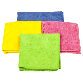 Non-stick oil dish cloth dish towels absorb water dropping fiber cloth kitchen microfiber cleaning cloth
