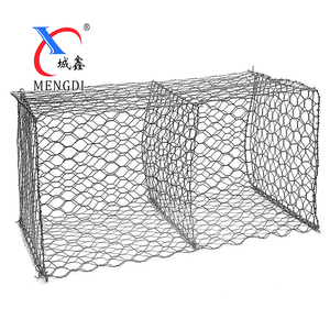 agriculture hexagonal gabion box wire mesh for gabions